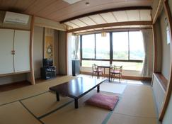 Takita kan - Івакі - Dining room