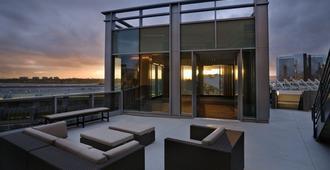 聖地牙哥硬石酒店 - 聖地牙哥 - 聖地亞哥 - 陽台