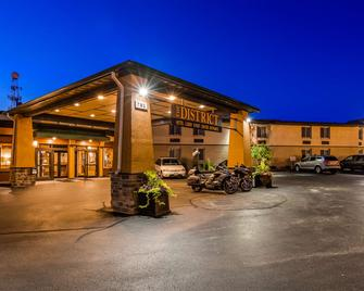 Best Western Green Bay Inn Conference Center - Green Bay - Edificio