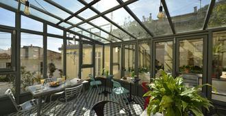 Villa Du Roc Fleuri - Cannes - Restaurante