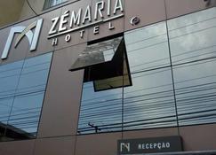 Hotel Ze Maria - Pouso Alegre - Edificio