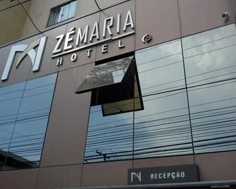 Hotel Ze Maria - Pouso Alegre - Gebäude