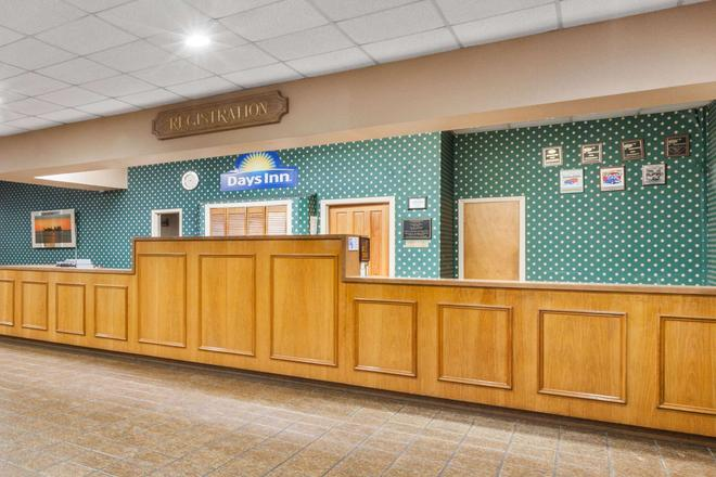 Days Inn By Wyndham Mccomb Ms - McComb - Recepción