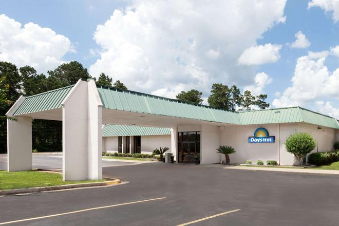 Days Inn By Wyndham Mccomb Ms - McComb - Edificio