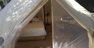 Playa Las Palmas Glamping Tulum - Tulum - Bedroom