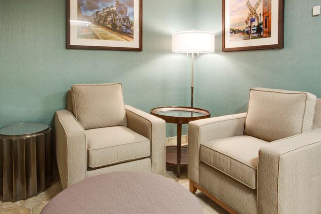帕迪尤卡桃樹酒店 - 帕度卡 - 帕迪尤卡 - 大廳