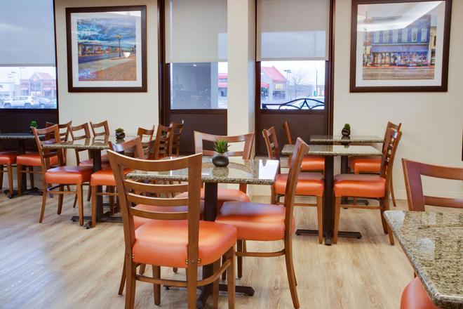帕迪尤卡桃樹酒店 - 帕度卡 - 帕迪尤卡 - 餐廳