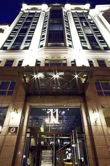 11 Mirrors Design Hotel - Kyiv - Building