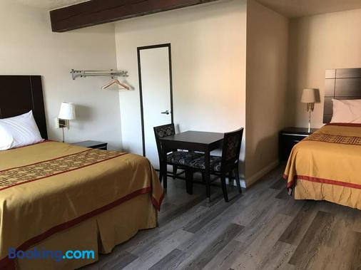 Manhattan Inn & Suites - Lax - Manhattan Beach - Bedroom