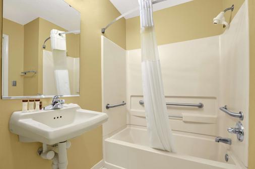 華美達高級酒店 -哥倫比亞 - 哥倫比亞 - 浴室