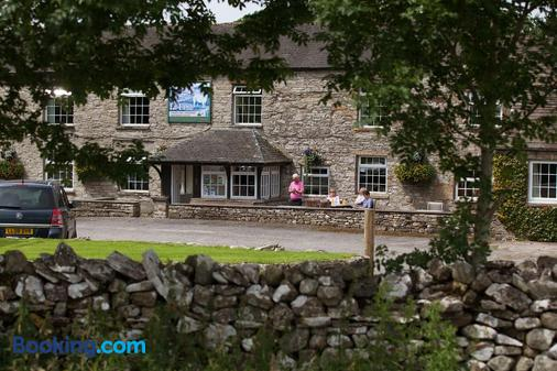 Fat Lamb Country Inn - Kirkby Stephen - Building