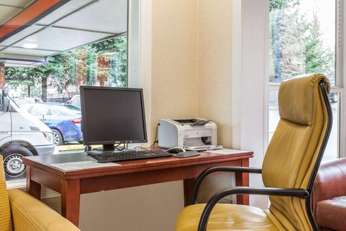 Rodeway Inn - SeaTac - Business centre