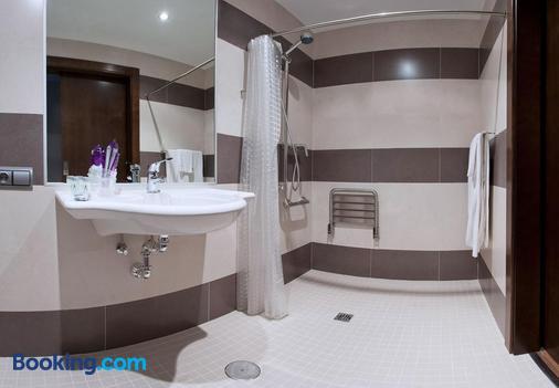 Hotel Rio Hortega - Valladolid - Bathroom