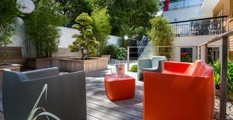 Best Western Hotel Garden & Spa - La Baule-Escoublac - Patio