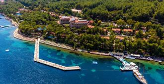 Grand Yazlcl Club Marmaris Palace - Marmaris - Edificio