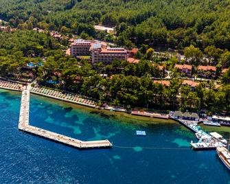 Grand Yazlcl Club Marmaris Palace - Marmaris - Building