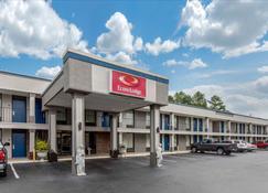 Econo Lodge - Aiken - Building