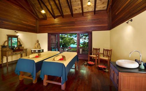 Ja Enchanted Island Resort - Victoria - Salle à manger