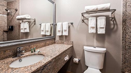 Best Western Auburn/Opelika Inn - Opelika - Kylpyhuone