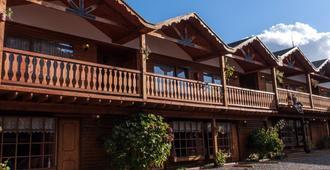 Apart Hotel Blumenau - Osorno - Edificio