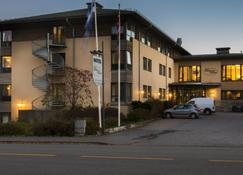 Clarion Collection Hotel Park - Halden - Building