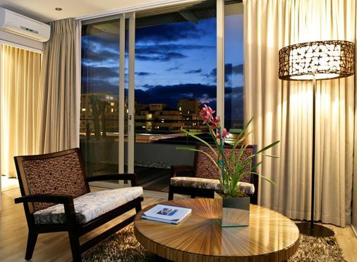 Atlantic Affair Boutique Hotel - Kapsztad - Pokój dzienny