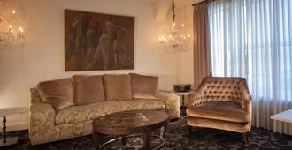 International House Hotel - Nueva Orleans - Sala de estar