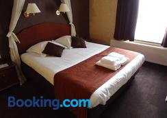 Hotel Groeninghe - Bruges - Phòng ngủ