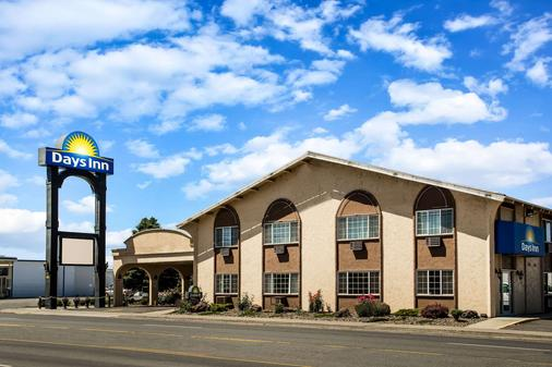 Days Inn by Wyndham Yakima - Yakima - Building