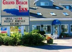 Grand Beach Inn - Олд-Орчард-Бич - Здание