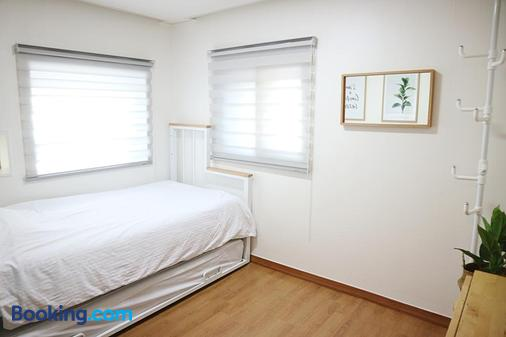 24 Guesthouse Seoul Station - Seoul - Bedroom