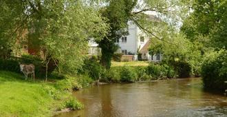 The Mill House - Telford - Vista del exterior
