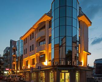 호텔 다피 - 플로브디프 - 건물