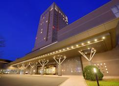 Grand Hotel New Oji - Tomakomai - Building