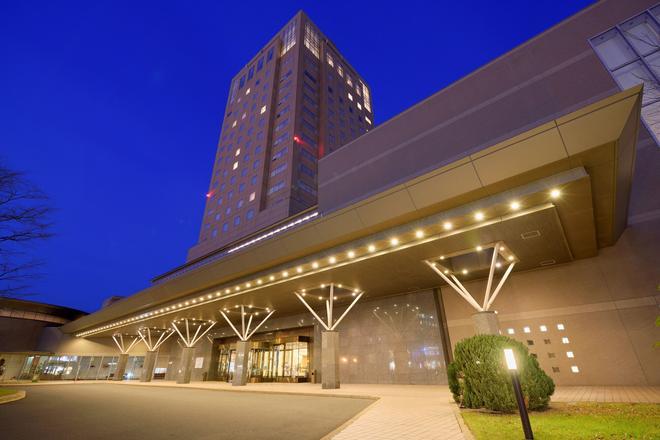 Grand Hotel New Oji - Tomakomai - Rakennus
