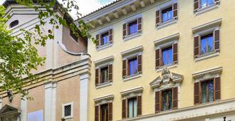 Casa I Cappuccini - Roma - Edificio