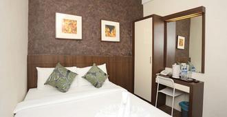 Hotel Westree - קואלה לומפור - חדר שינה