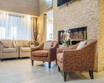 Comfort Inn Guelph - Guelph - Wohnzimmer