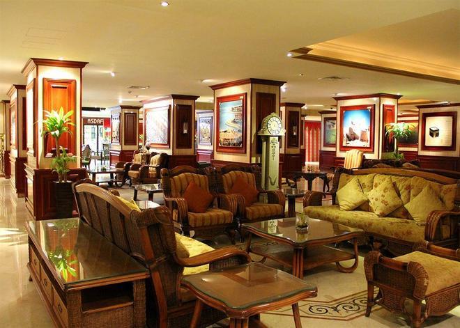 索哈達酒店 - 麥加 - 麥加 - 休閒室