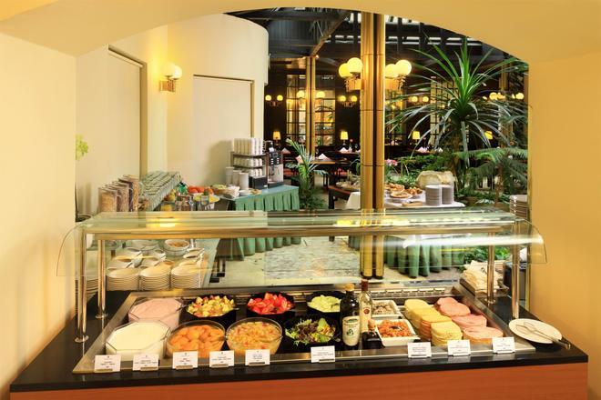 布爾諾大酒店 - 布爾諾 - 布爾諾 - 自助餐