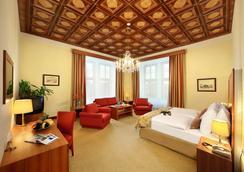 布爾諾大酒店 - 布爾諾 - 布爾諾 - 臥室