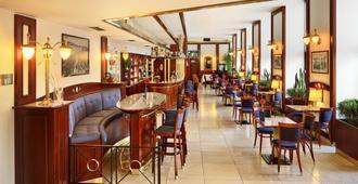 Grandhotel Brno - ברנו - מסעדה