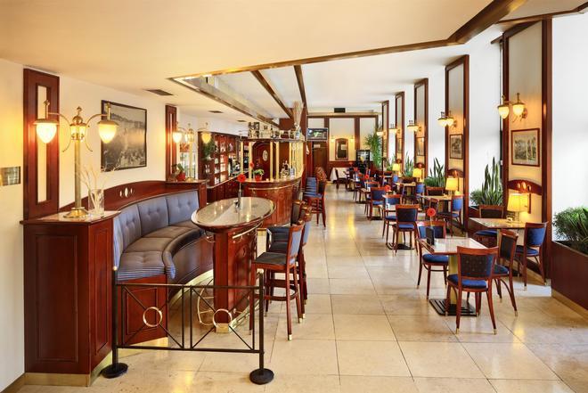 Grandhotel Brno - Brno - Restaurant