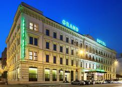 Grandhotel Brno - Μπρνο - Κτίριο