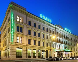 Grandhotel Brno - Brno - Rakennus