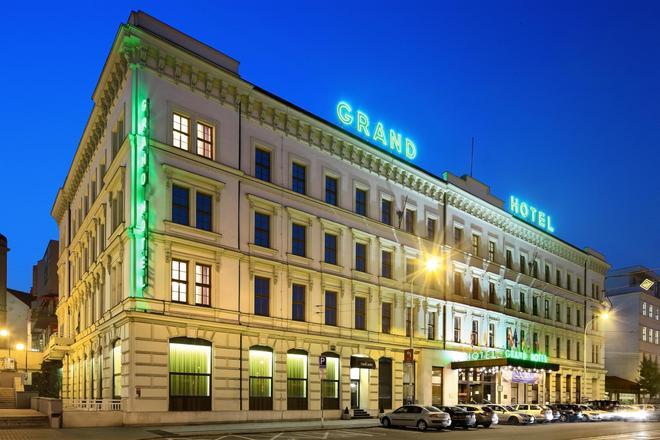 布爾諾大酒店 - 布爾諾 - 布爾諾 - 建築