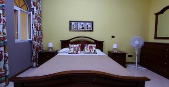 Morenos B&B - Mindelo - Schlafzimmer