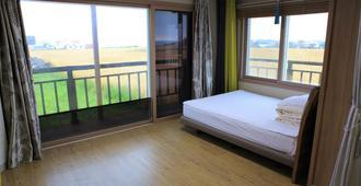 Gillime Pension Guesthouse - Hostel - Jeju City