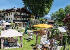 Ferienhotel Lindenhof - Leogang - Bedroom