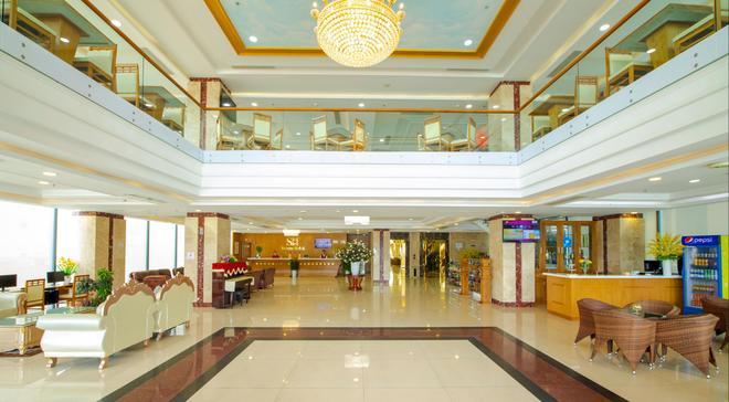 峴港寧靜酒店 - Phường An Thương - 大廳